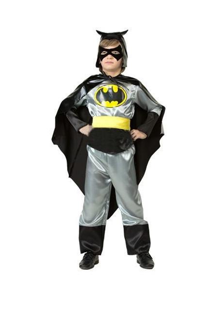 Костюм Бэтмена для детей: новогодний наряд 15