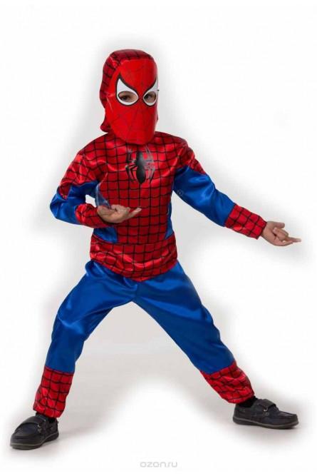Костюм юного человека-паука
