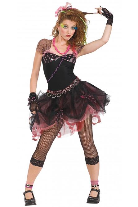 Карнавальный костюм платье в стиле диско купить за 3646