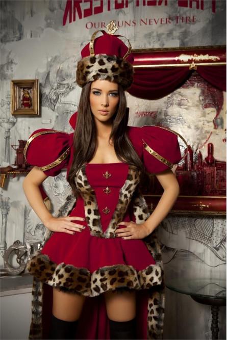 Костюм королевы LUX - купить на Vkostume.Ru, описание ... - photo#28