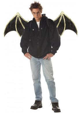 Сделать крылья демона своими руками