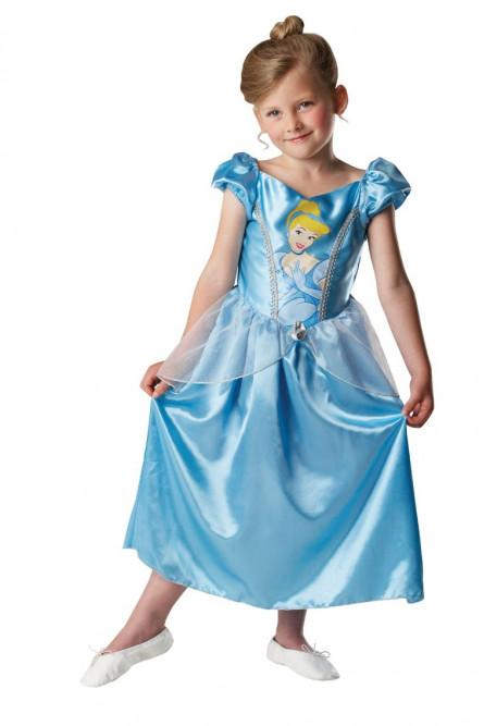Платье золушка описание