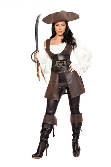 Пиратка своими руками картинка