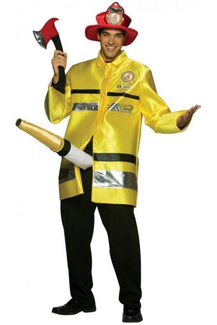 Стриптиз пожарника