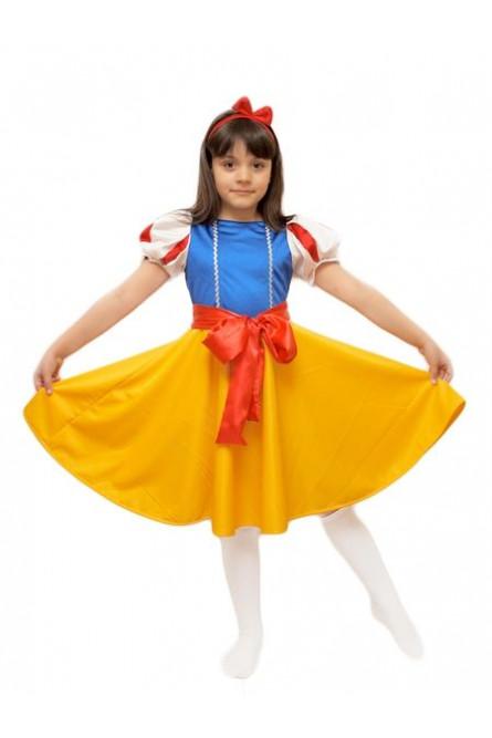 0d340f454d196ee Детский костюм Белоснежки - купить на Vkostume.Ru, описание, цена ...
