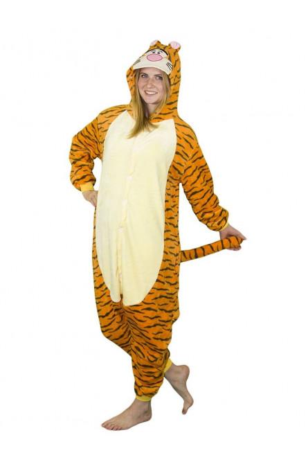 Пижама кигуруми Тигры из Винни Пуха - купить на Vkostume.Ru ... 6572b10613a1c