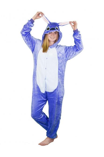 Пижама-кигуруми Стич - купить на Vkostume.Ru bd6875e9b4082