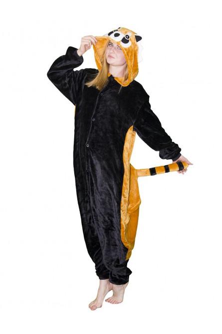 Кигуруми Красная панда - купить на Vkostume.Ru e42f4d4fef9e1