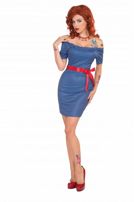 41a57f40468e1bc Ретро костюм Рок красотки - купить на Vkostume.Ru, описание, цена ...