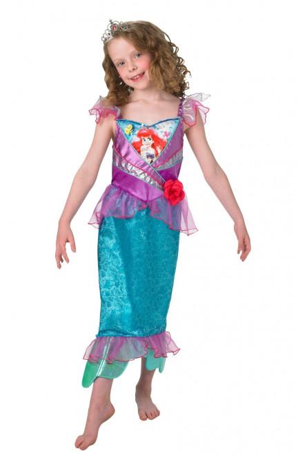 37ccaefe4db Детский костюм Русалочки Ариэль - купить на Vkostume.Ru