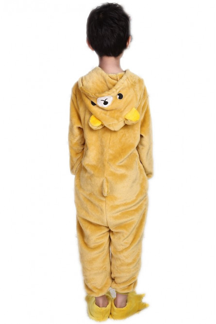 Детская пижама Кигуруми Мишка - купить на Vkostume.Ru a510aae6a2a09