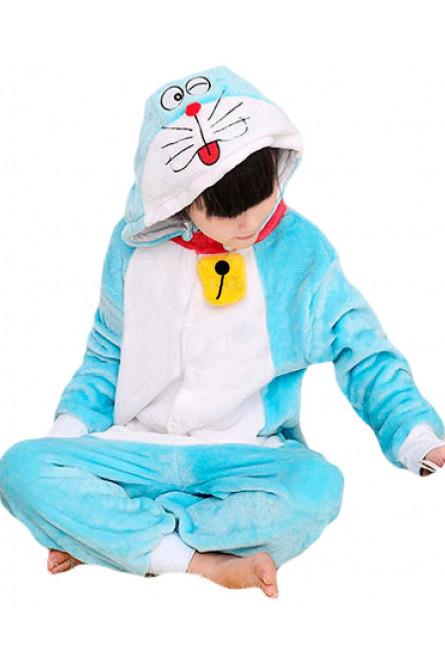 Детская пижама Кигуруми Кот Дораэмон - купить на Vkostume.Ru ... c7c07843cf538