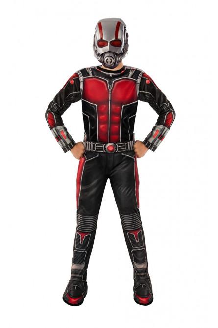 Как сделали костюм человека муравья 74