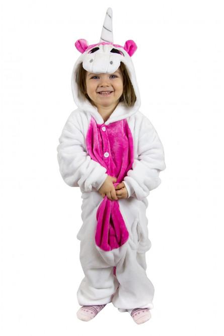 Детский кигуруми Розовый единорог 5a7c76be6522c
