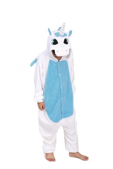 Детская пижама Кигуруми Единорог - купить на Vkostume.Ru 147bbad243534