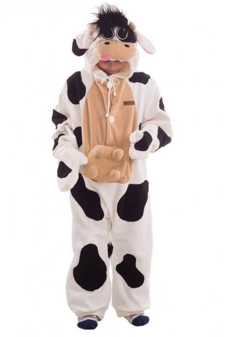 Детская пижама кигуруми Корова - купить на Vkostume.Ru c878778b8a035
