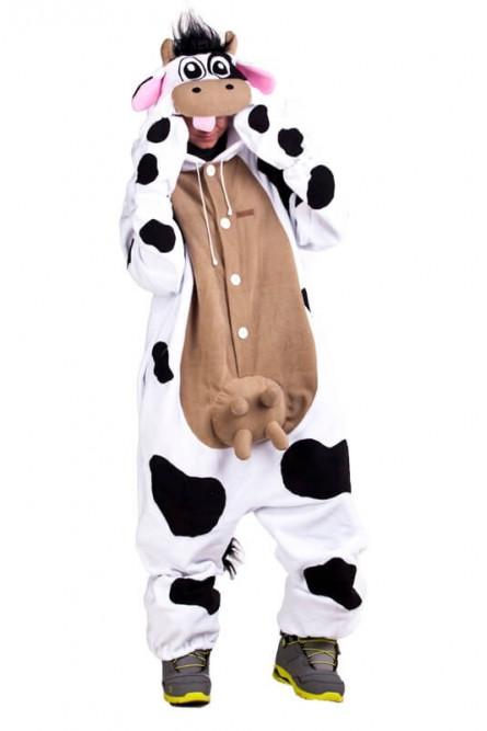 Пижама кигуруми Корова - купить на Vkostume.Ru 91f21d59f0c7a
