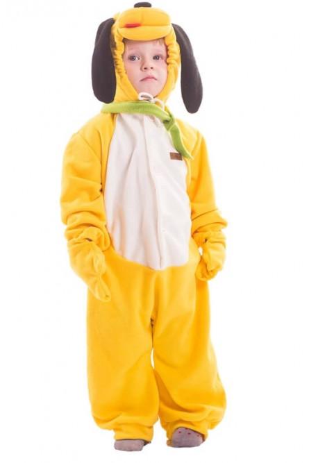 Детская пижама-кигуруми Плуто - купить на Vkostume.Ru 5cadbe87d84fa