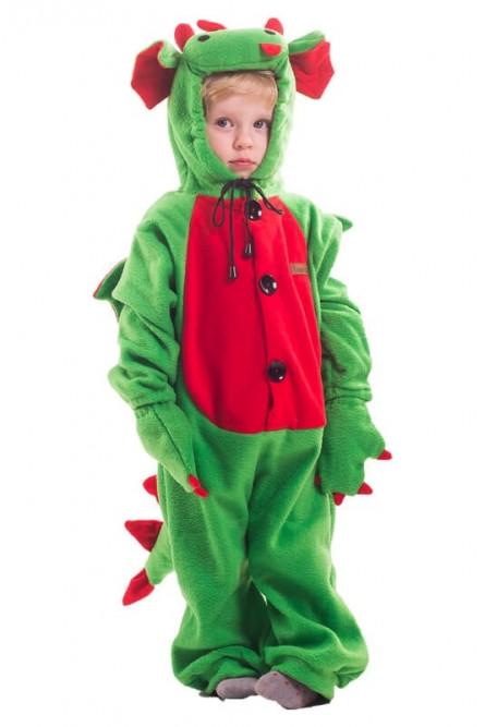 Детская пижама-кигуруми Дракон - купить на Vkostume.Ru 95004399a52d5