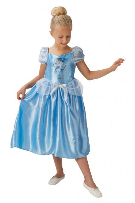 платье спицами с расклешенной юбкой