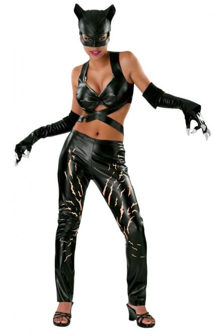 костюм женщины кошки фото