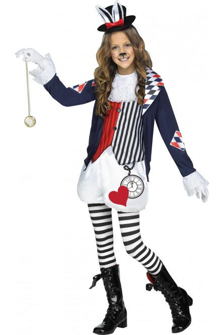 Детский костюм Кролика из Алисы - купить на Vkostume.Ru 484757ae68826