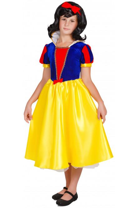 e5ef14fea558548 Детский костюм Белоснежки Дисней - купить на Vkostume.Ru, описание ...