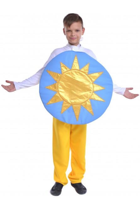 Ролевая декорация Солнышко (UNI), Желтый