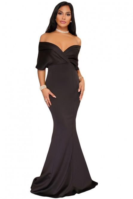 3a9d863d755 Черное вечернее платье - купить на Vkostume.Ru