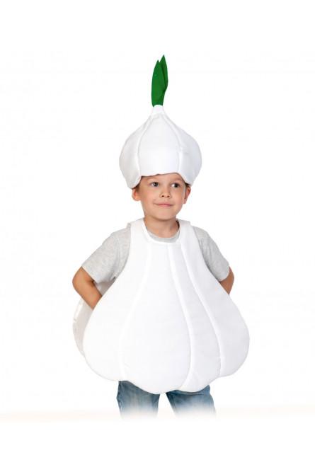 Детский костюм Чеснока