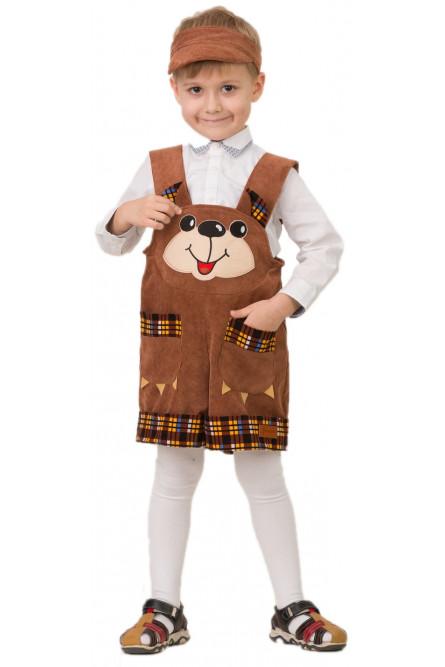 Детский костюм Медвежонка - купить на Vkostume.Ru 4068dd96c1b7b