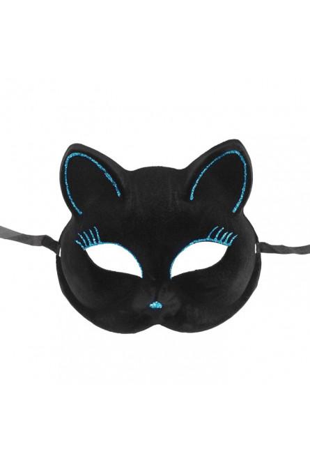 Маска Кошечка для карнавала