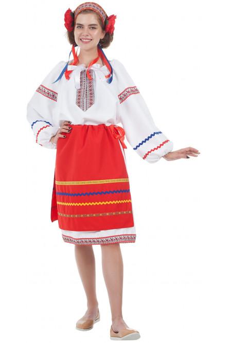 Народный костюм Украинки
