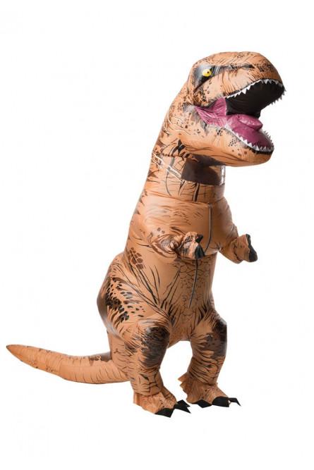 Надувной взрослый костюм Ти-Рекса
