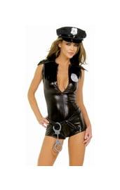 Костюм секси-полицейской