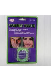 Челюсти вампира светящиеся