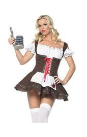 Костюм немецкой официантки