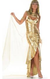Костюм золотой Клеопатры