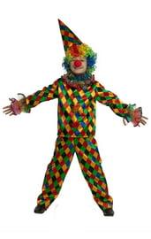 Костюм клоуна детский