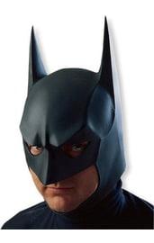 Маска черного Бэтмэна