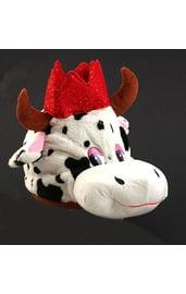 Шляпа коровка