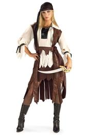 Костюм карибской пиратки
