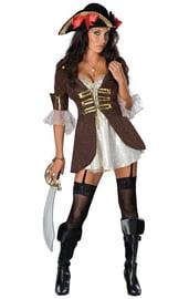 Костюм сексуальной пиратки