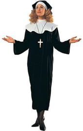 Костюм монахини