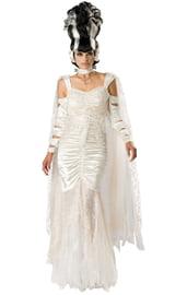 Костюм невесты монстра
