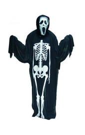 Костюм Крика со скелетом