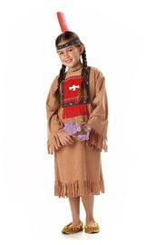 Костюм честного индейца детский