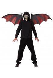Маска и крылья вампира