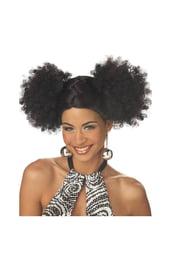 Элитный диско-парик