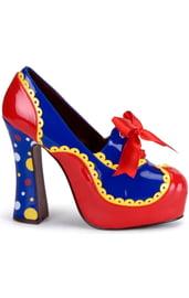 Туфли цирковые